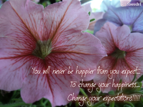 Expect Happiness!!!!